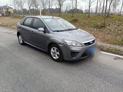福特 福克斯  2009款 两厢 1.8L 手动舒适型