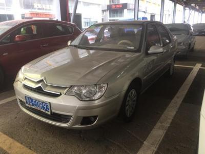 雪鐵龍 愛麗舍  2010款 三廂 1.6L 手動尊貴型