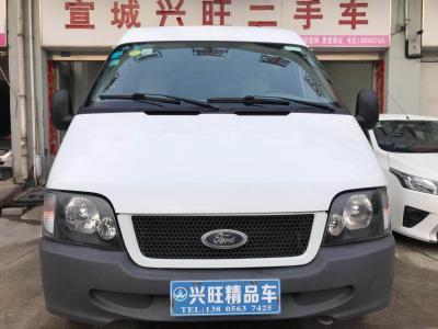 江鈴 全順 經典 2.8T 短軸中頂普通型5-8座柴油 手動擋圖片