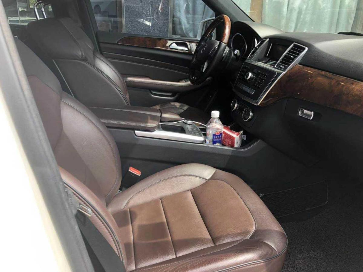 奔驰 奔驰M级  2012款 ML 350 豪华型图片