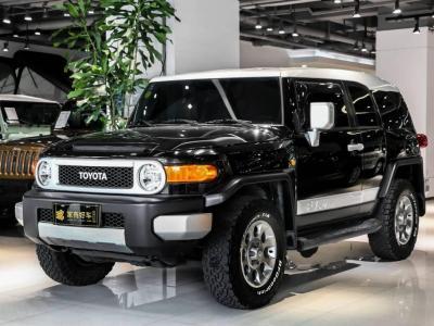 2011年11月 丰田 FJ 酷路泽(进口) 4.0L图片