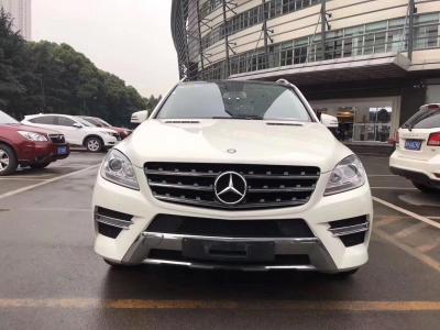 2013年6月 奔驰 奔驰M级(进口) ML 350 豪华型图片
