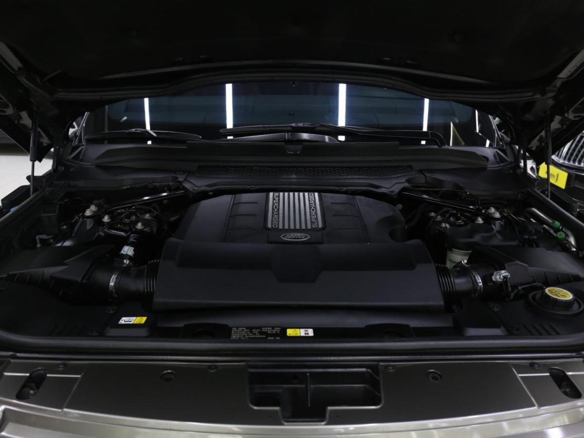 路虎 揽胜  2016款 5.0 V8 SC AB 尊崇创世加长版图片