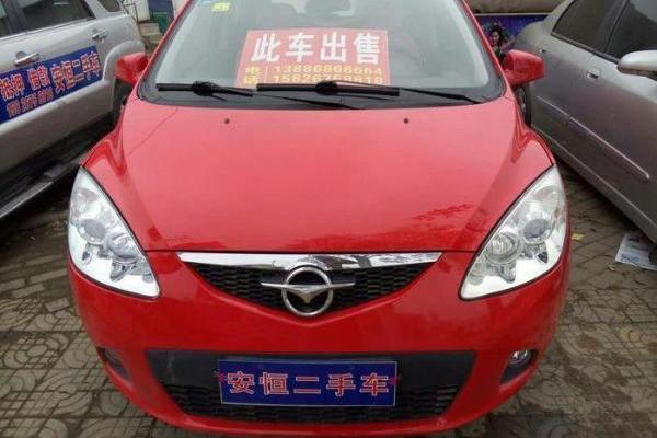 【随州二手车】2011年6月_二手海马 丘比特 2011款