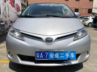 2010年4月 丰田 普瑞维亚(进口) 2.4 7座豪华版图片