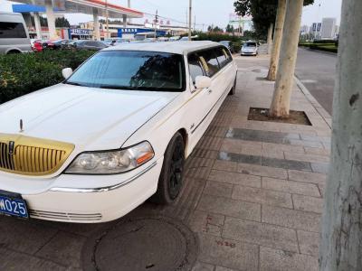 2003年10月 林肯 城市 4.6 加长礼宾车图片