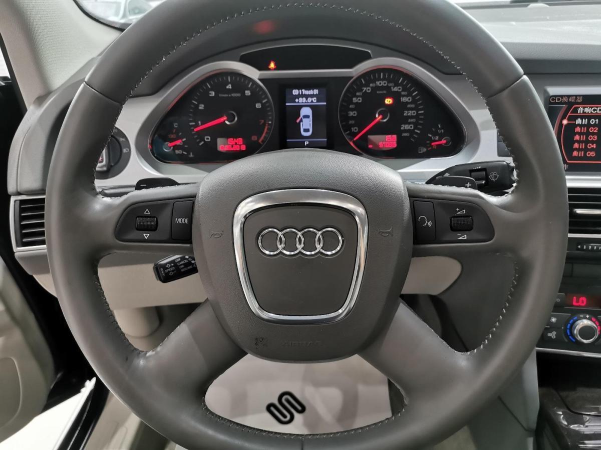 奥迪 奥迪A6L  2009款 2.8 FSI 豪华型图片
