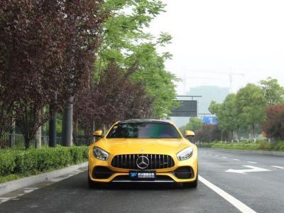 2018年7月 奔驰 奔驰AMG GT AMG GT图片