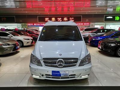 2013年8月 奔驰 威霆  3.0L 商务版图片