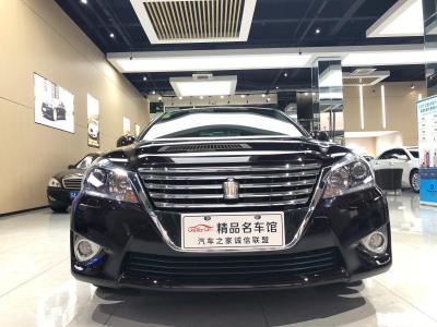 2014年9月 丰田 皇冠 2.5L Royal 真皮版图片