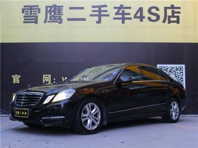 奔驰 E级  E300L 3.0L 时尚豪华型图片