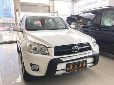 丰田 RAV4  2.0 豪华升级版图片