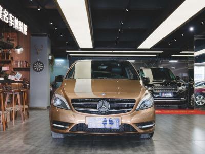 奔馳 奔馳B級  2012款 B 200