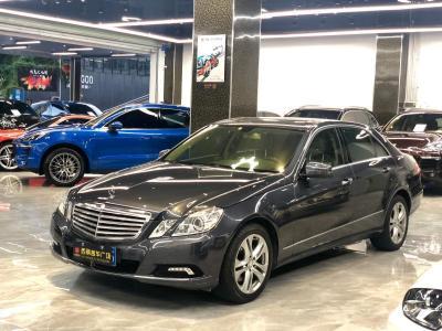 奔驰 奔驰E级  2010款 E 300 优雅型豪华版
