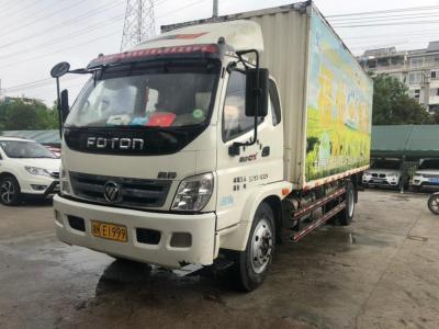 福田乘用車 薩瓦納  2017款 2.8T 手動兩驅柴油豪華版5座圖片