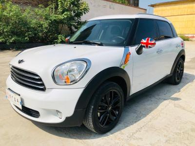MINI COUNTRYMAN  2011款 1.6L ONE图片