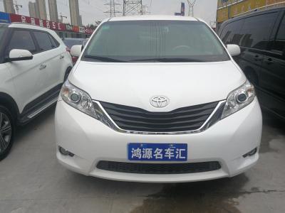 2013年12月 丰田 塞纳(进口) 2.7L 两驱自动型图片