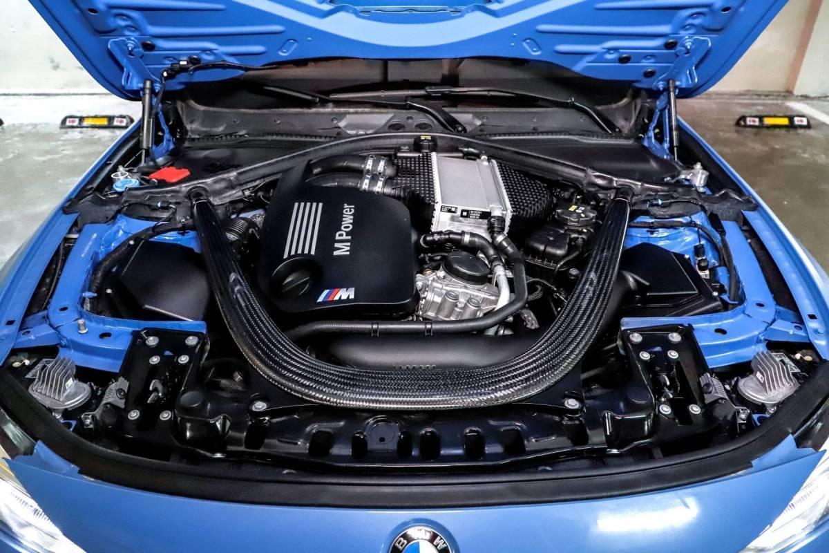 寶馬 寶馬M4  2017款 M4敞篷轎跑車圖片