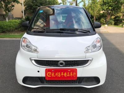 smart fortwo  2013款 1.0 MHD 硬顶城市游侠特别版