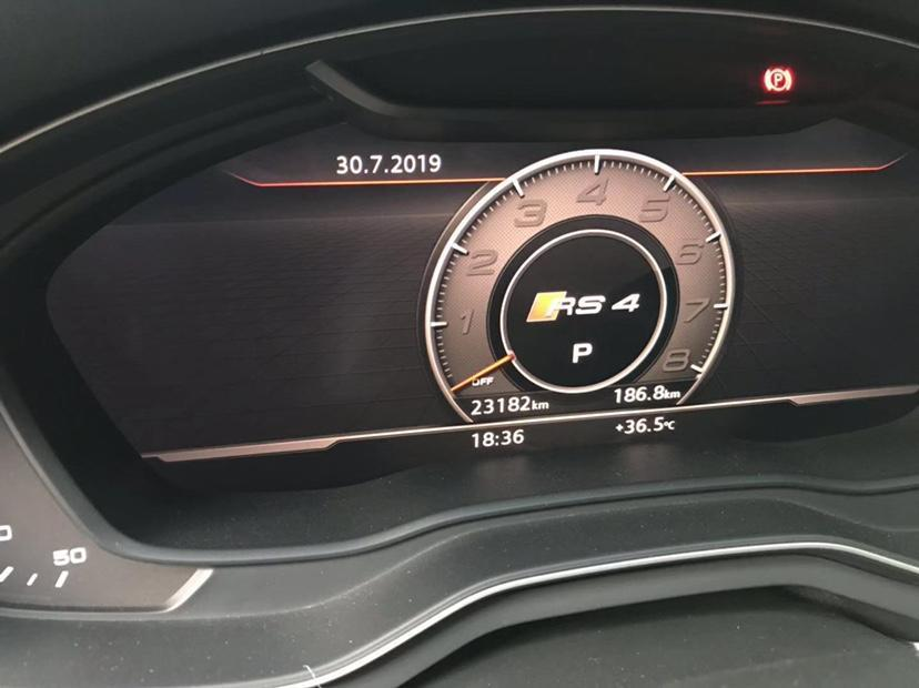 奥迪 奥迪A4L  2017款 40 TFSI 时尚型图片