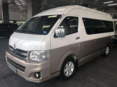 豐田 HIACE  2011款 2.7L自動標準版13座