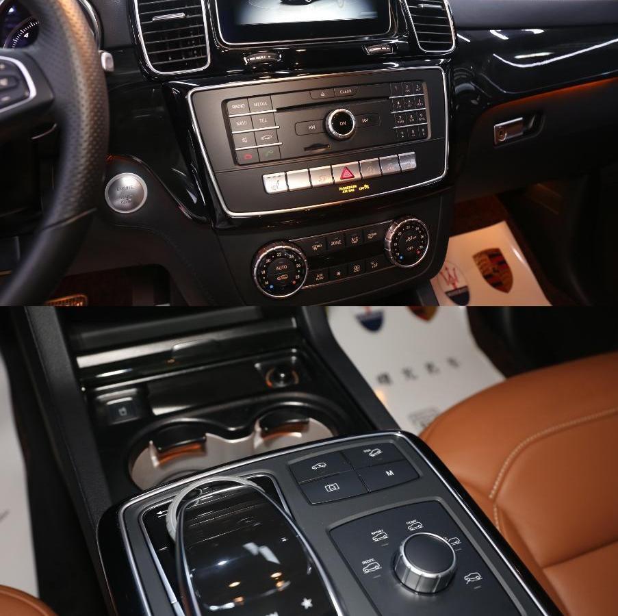 奔驰 奔驰GLS  2019款 GLS450 3.0T 运动版图片