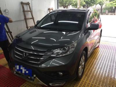 本田 CR-V  2012款 2.4L 四驱豪华版
