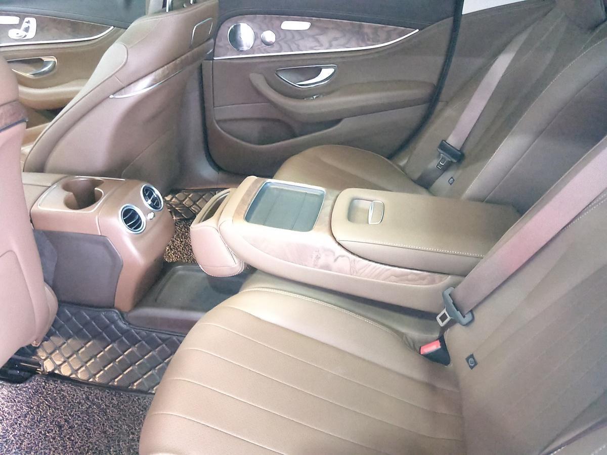 奔驰 奔驰E级  2019款 E 300 L 时尚型图片