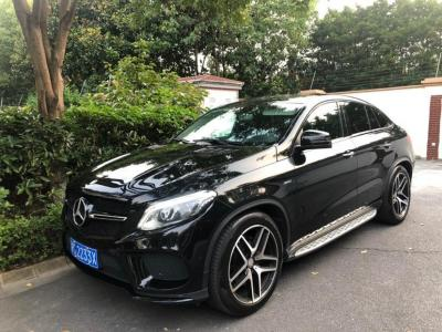 奔馳 奔馳GLE  2016款 GLE 450 AMG 4MATIC圖片