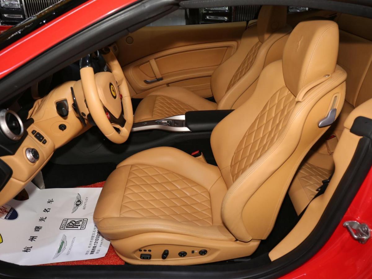 法拉利 California T  2012款 4.3L 標準型圖片