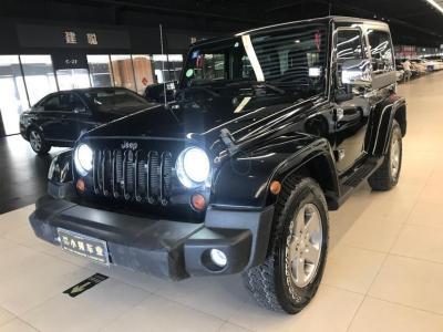 2012年8月 Jeep 牧马人(进口) 3.6L Sahara 两门版图片