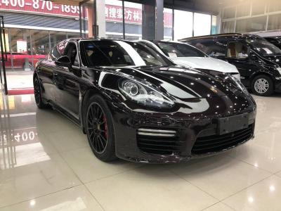 2015年3月 保时捷 Panamera  Panamera Turbo Executive 4.8T图片