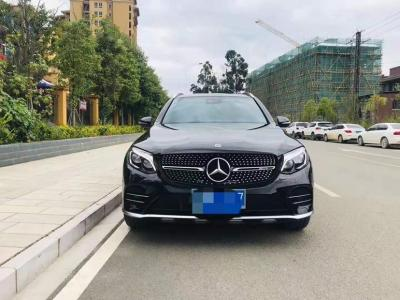 奔馳 奔馳GLC AMG  2017款 AMG GLC 43 4MATIC