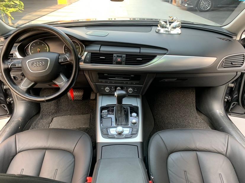奥迪 奥迪A6L  2014款 TFSI 舒适型图片