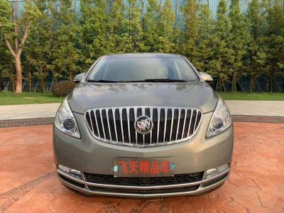 2011年9月 别克 GL8 3.0L GT豪华商务豪雅版图片