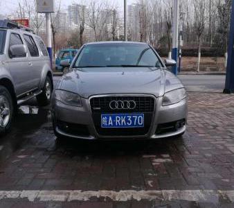 奥迪 奥迪A4  A4 1.8T舒适型图片