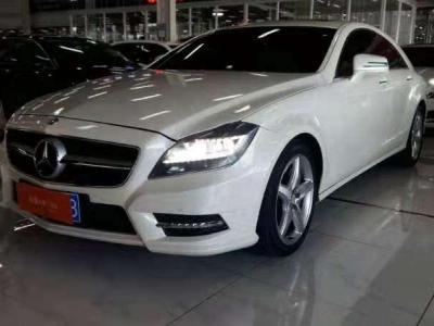 2013年8月 奔驰 奔驰CLS级(进口) CLS 350 猎装豪华型图片