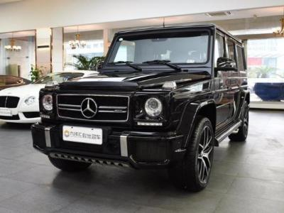 奔驰 G级 G63 AMG 5.5T 4MATIC Edition 463