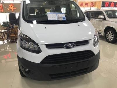 江铃 全顺  新世代2.0T 柴油多功能商用车短轴低顶