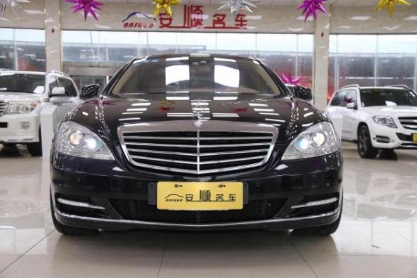 奔驰 S级  S400L Hybrid 3.5