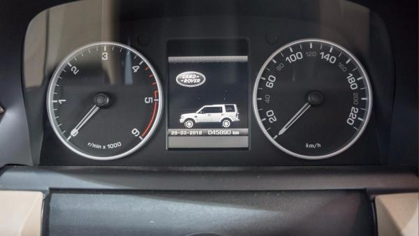 路虎 发现  2011款 3.0T SDV6 HSE 高配 柴油版图片