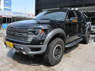 2015年3月 福特 F-150(进口) 6.2L SVT Raptor SuperCrew图片