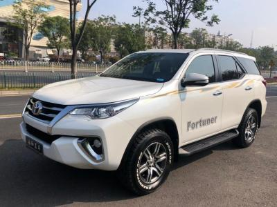 2017年7月 丰田 Fortuner  2.7L 中东版图片