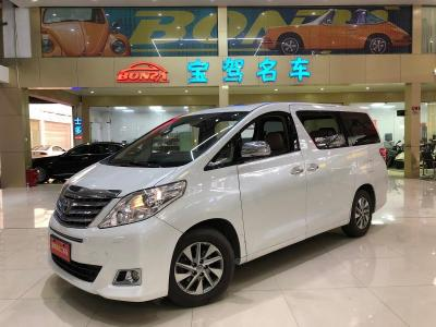 2012年6月 豐田 埃爾法(進口) 3.5L 豪華版圖片