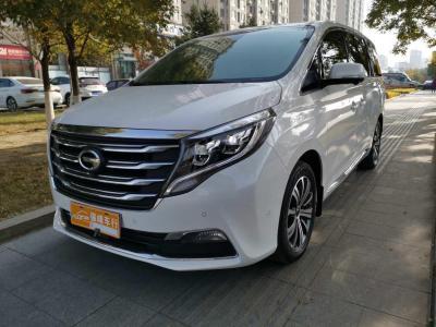 广汽传祺 GM8  2018款 320T 旗舰版图片