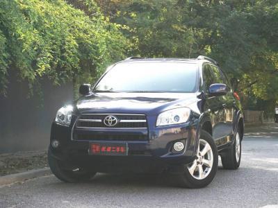 2009年12月 丰田 RAV4荣放  2.4L 自动豪华升级版图片