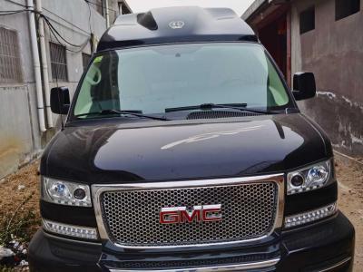 GMC SAVANA  2014款 5.3L G2500S 四驱领袖级图片