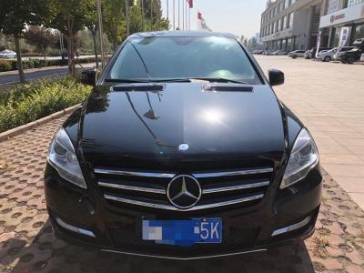 2009年8月 奔驰 奔驰R级(进口) R 300 L 商务型图片