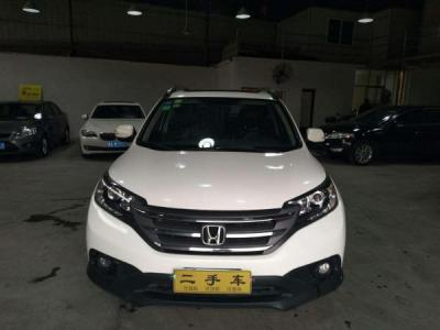 本田 CR-V  2013款 2.4L 兩驅豪華版