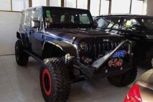 2013年9月 Jeep 牧马人 3.6 四门 Rubicon